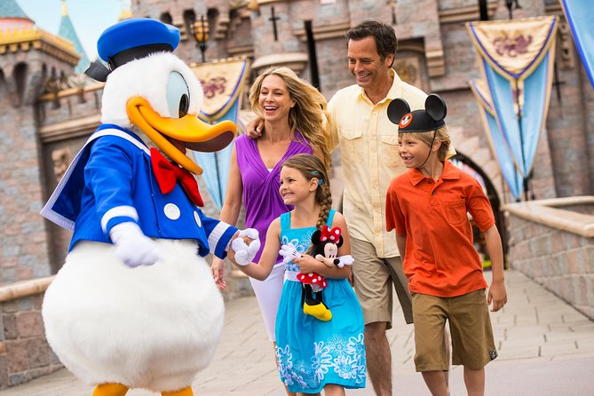 Skip the Line: Disneyland Resort Tickets