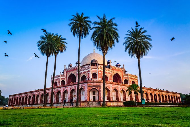 Golden Triangle with Pushkar 5 Days -Delhi, Agra and Jaipur from Jaipur