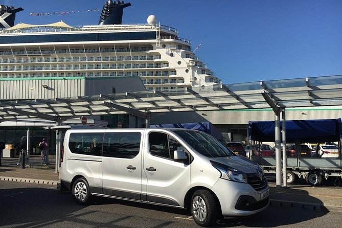 Shuttle Service Southampton Cruise Terminals to Heathrow Airport and London