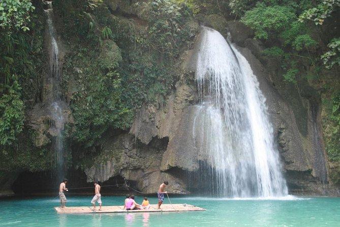 Kawasan Falls Day Tour with sidetrip to Mantayupan Falls