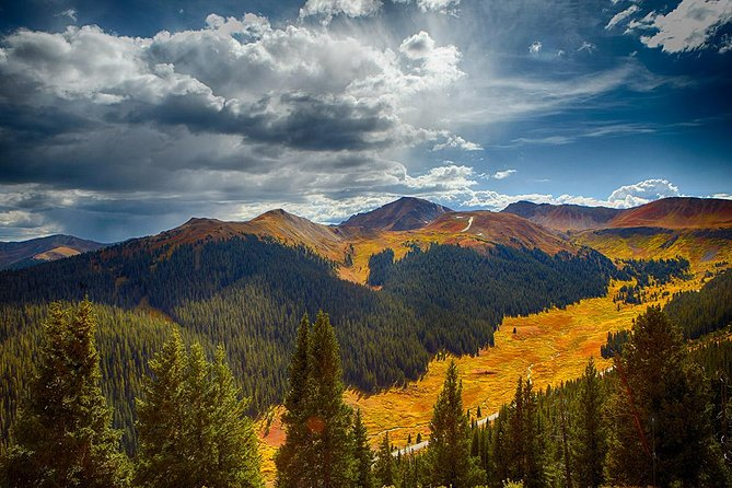 Fall Leaves Tour from Vail