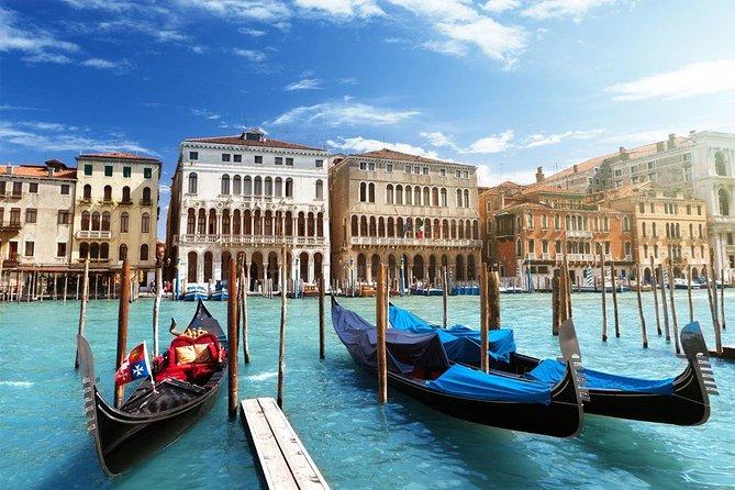 Kryssning till Venedig: Dagstur från Ljubljana