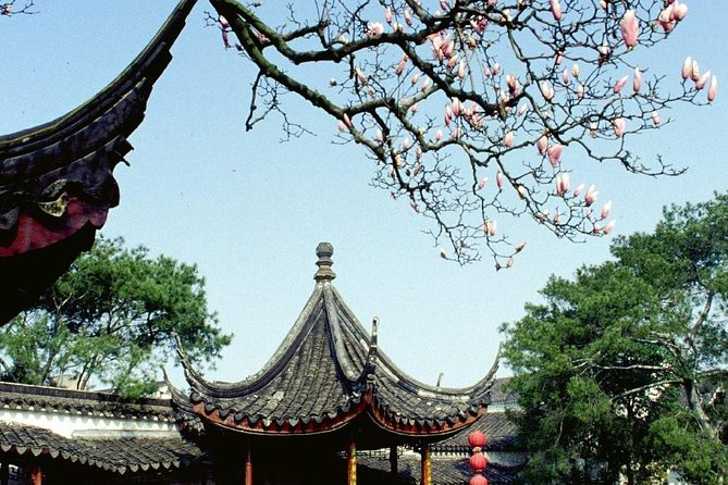 Suzhou Culture Day Tour