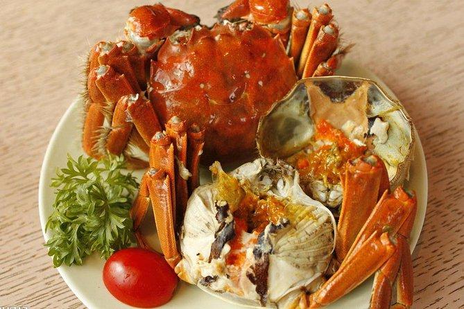 Suzhou One Day Garden and Crab Tour