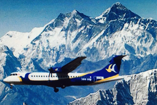 Mt Everest Exploration Adventure by Air