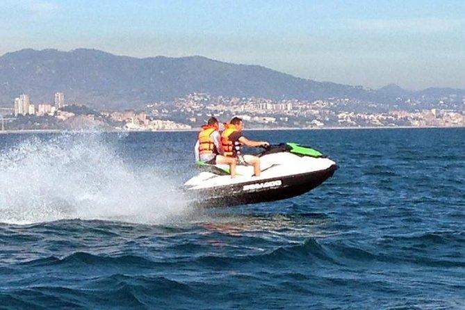 Jet Ski Course in Barcelona