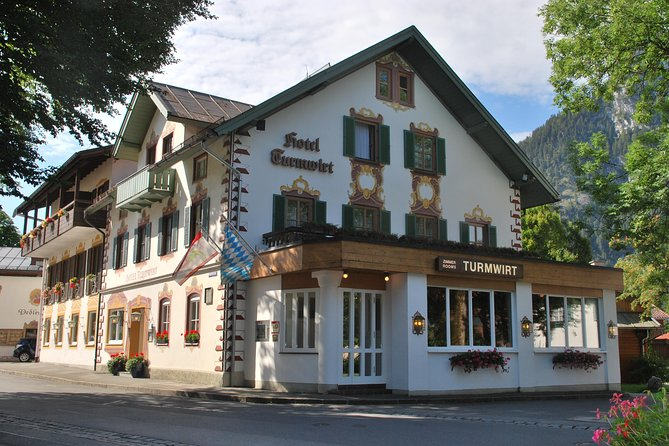 2-Night in Oberammergau Including Laber Mountain Cable Car Ride