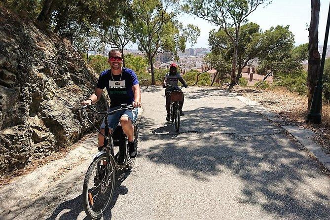 Electric Bike Rental in Malaga