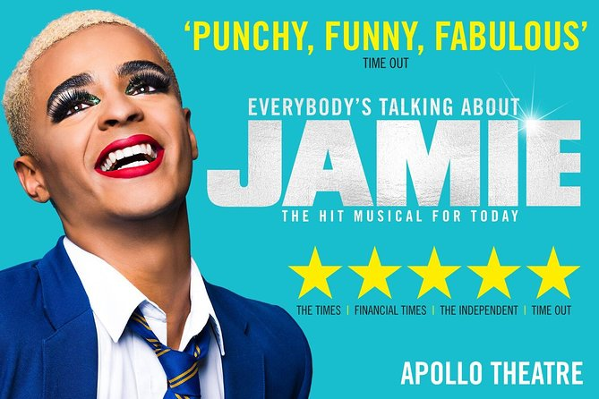 Everybody's Talking About Jamie in London