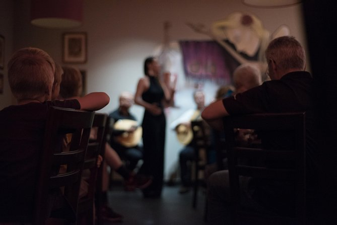 Fado Inside the Box Early Evening Show in Lisbon