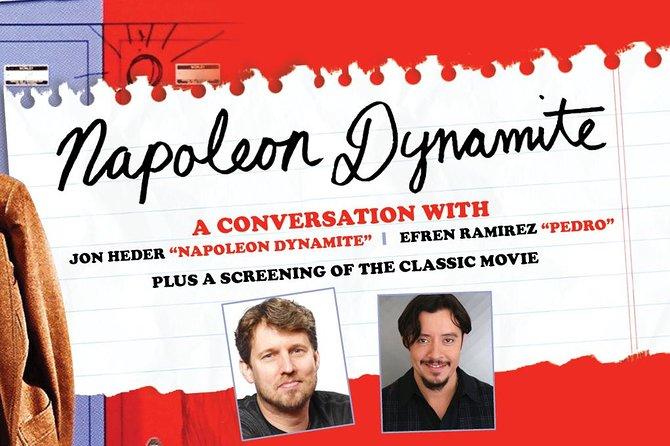 Napoleon Dynamite: Ein Gespräch mit Jon Heder & Efren Ramirez-Schermerhorn Symphony Center