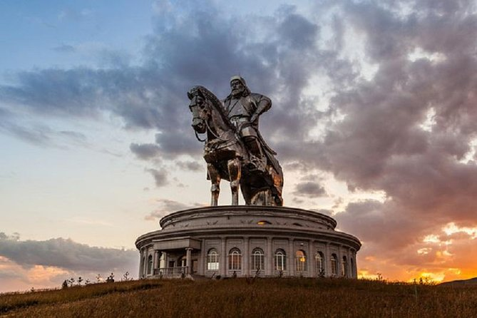 1 Day Coach Tour of Genghis Khan Statue Complex and Terelj National Park Including Lunch and FREE Concert ticket