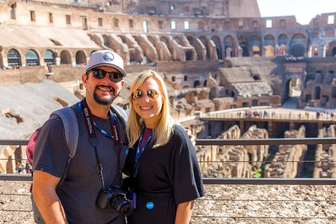 Rome Combo: Colosseum & Forum with Rome Must-See Walking Tour photo 13