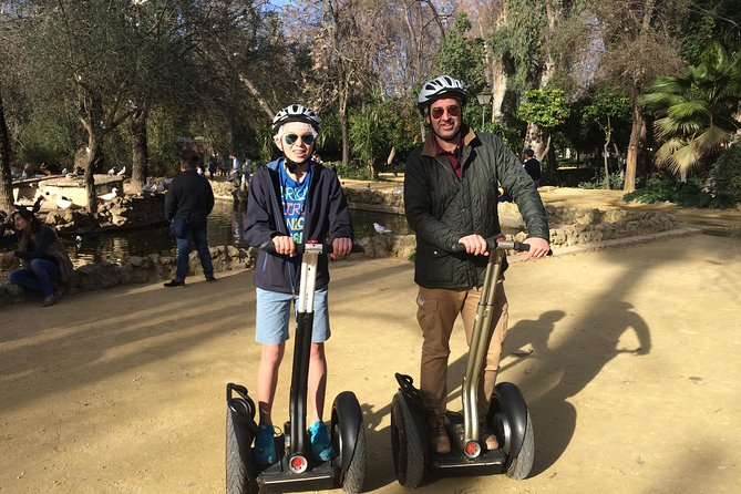Small-Group Tour: Seville City Center and Plaza España via Segway