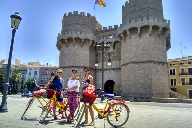 Valencia MO'Bike Tour | Spain - Lonely Planet