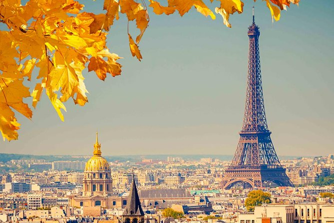 Paris by yourself with English Chauffeur - Luxury Van