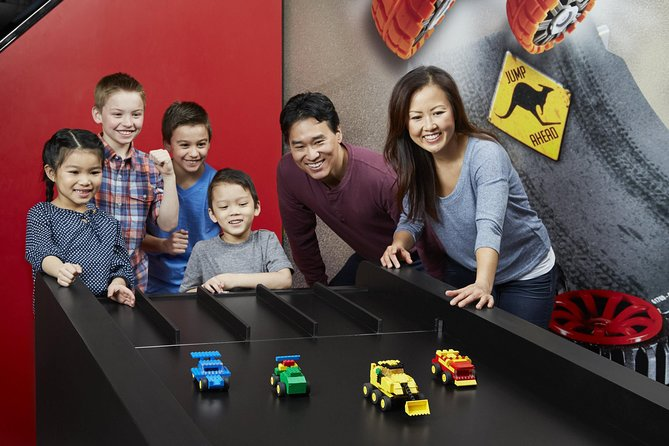 LEGOLAND® Discovery Center Michigan Admission Ticket