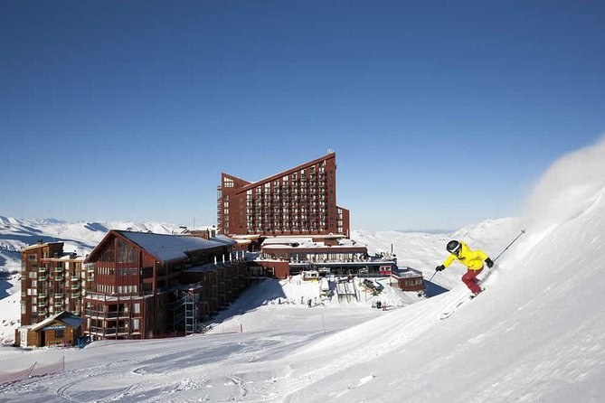 Valle Nevado Full-Day Winter Mountains Tour