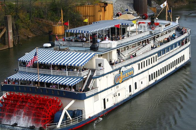 General Jackson Showboat Lunch or Dinner Cruise in Nashville photo 9