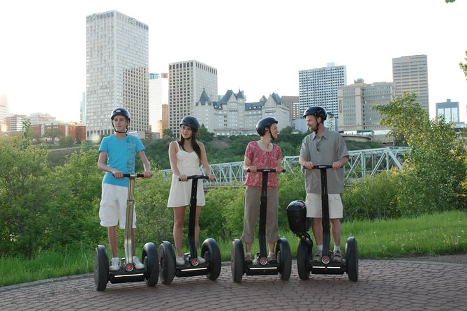 Edmonton River Valley 90-Minute Segway Adventure