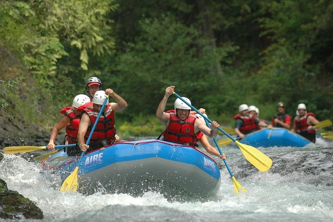 White Salmon Whitewater Rafting, Columbia Gorge, & Wineries Tour from Portland photo 17