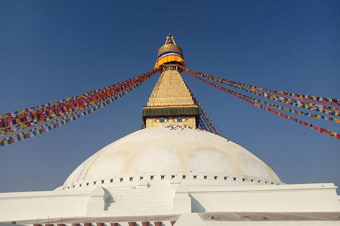 Kathmandu Full Day Exploration - City Sightseeing Tour