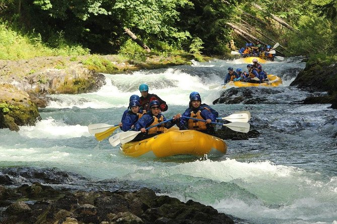 White Salmon Whitewater Rafting, Columbia Gorge, & Wineries Tour from Portland photo 14