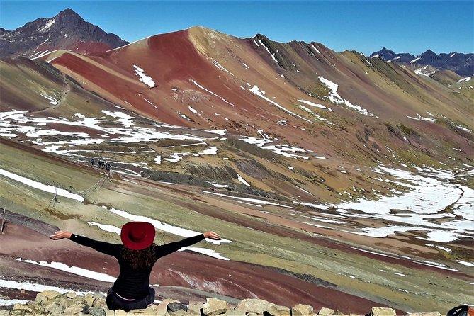 Rainbow Mountain Full Day Tour from Cusco thru Pitumarca