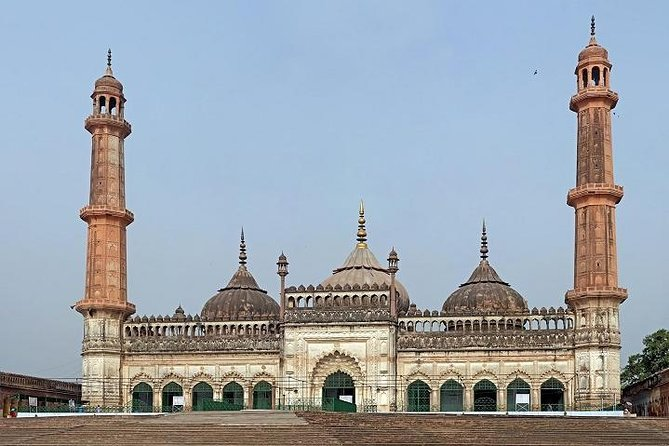 Heritage Walk In The Lanes Of Lucknow