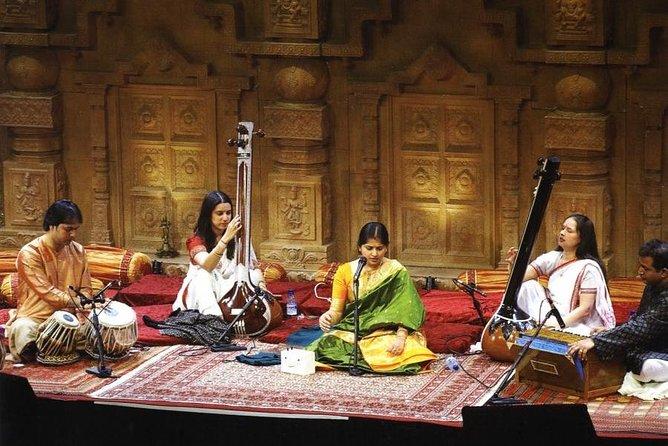 Live Indian Classical Concert In Varanasi