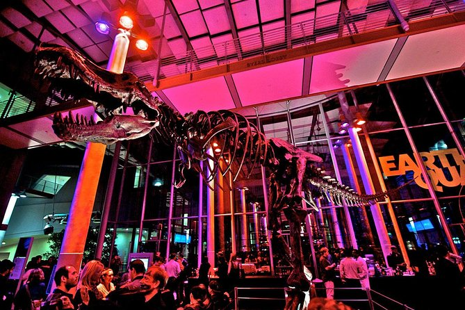 California Academy of Sciences NightLife Admission Ticket
