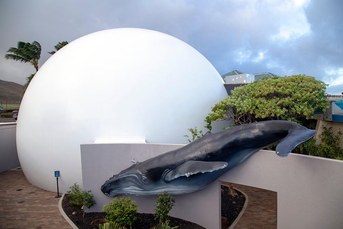 AquariumPlus-Maui Ocean Center plus 3D Sphere Theater Ticket