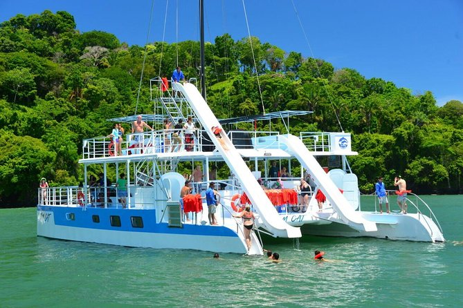 All Inclusive Catamaran Eco Adventure from Manuel Antonio