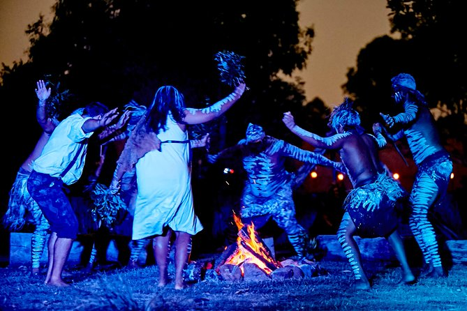 Spirits of the Red Sand Aboriginal Theatre Show and Dinner