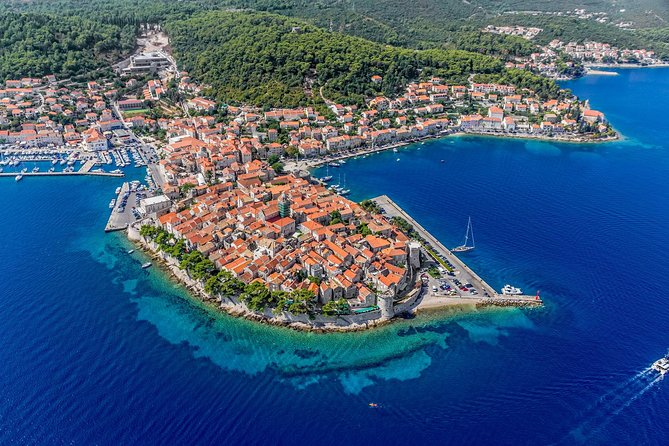 Ston and Korcula Island Day Trip from Dubrovnik with Wine Tasting photo 1