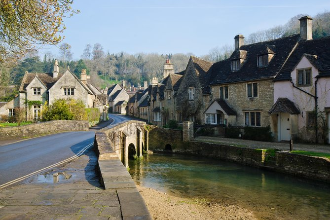 Bath and the Cotswolds Day Tour from Southampton