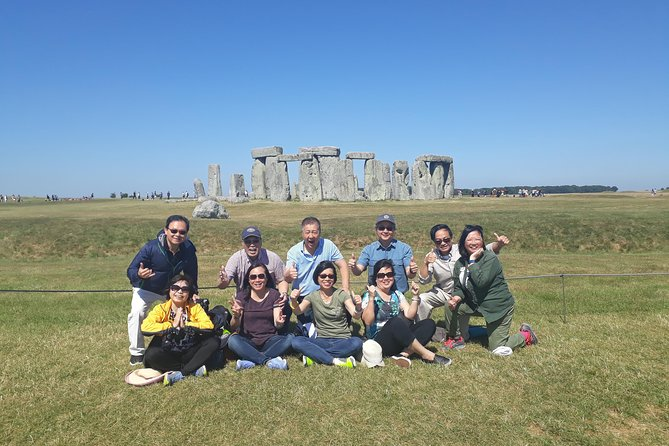 Bath and Stonehenge Day Tour from Southampton