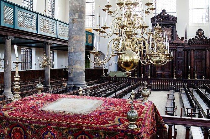 Självguidad biljett för Jewish Culture Quarter