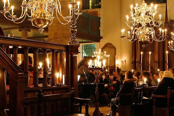 Skip the Line: Portuguese Synagogue - Candlelight Concerts in Amsterdam Ticket photo 1