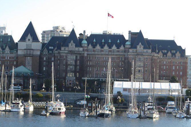 Victoria History Grand City Tour