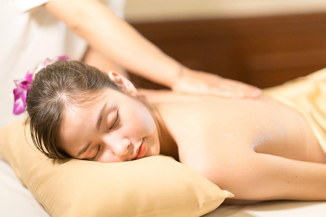 Thai Herbal Ball Massage and Aromatherapy Oil Massage 2Hr