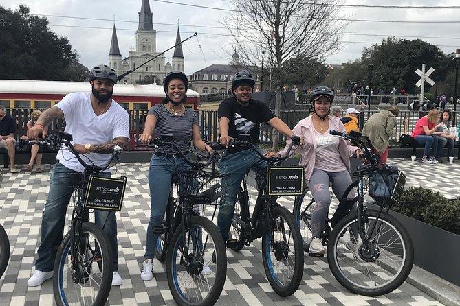 New Orleans Electric Bike Rental