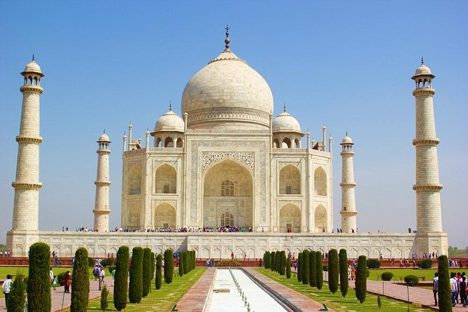 4D3N Golden Triangle Tour from Delhi