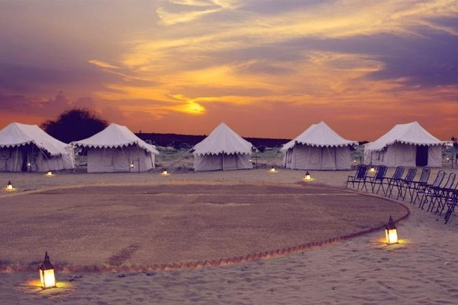 Overnight Stay In Swiss Tent With Camel Safari & Folk Dance
