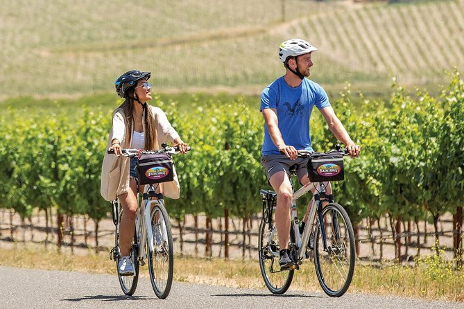 Explore Wine Country: Sonoma Bicycle or E-Bike Rental