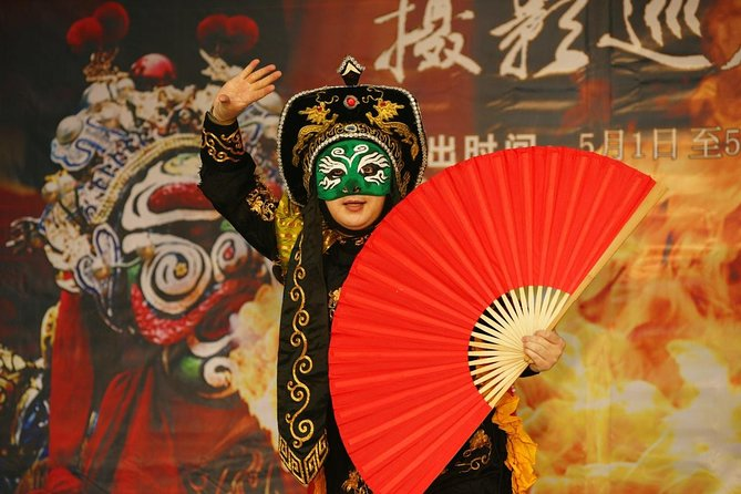 Sichuan Opera and Local Delicacy Banquet in Chengdu
