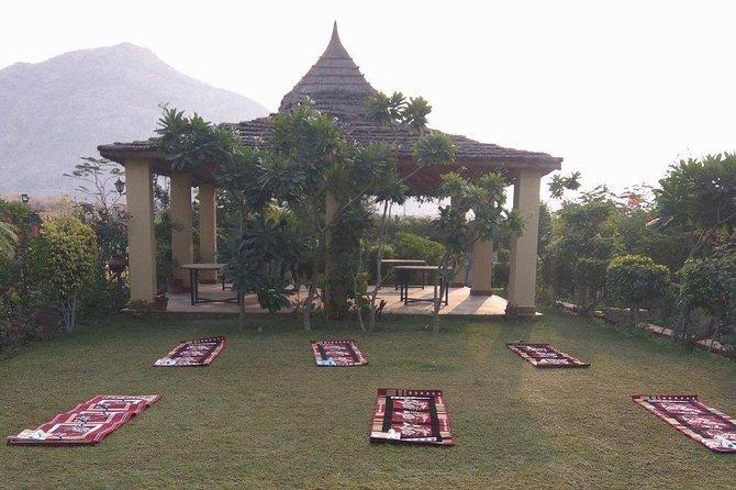Yoga tour in Jaipur
