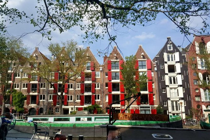 Amsterdam private sightseeing tour by car or van with a local guide