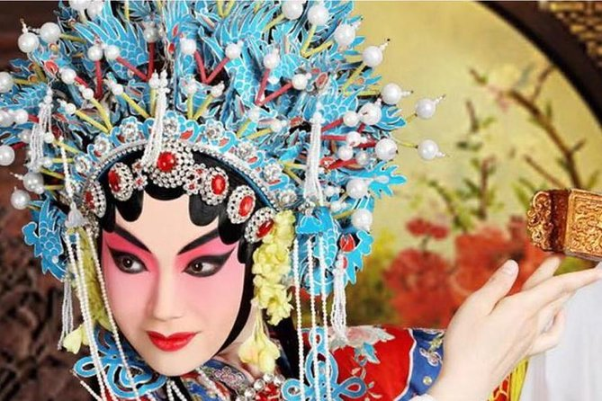 Beijing LiYuan Theatre VIP Seats Opera Show with Private Transfer Service