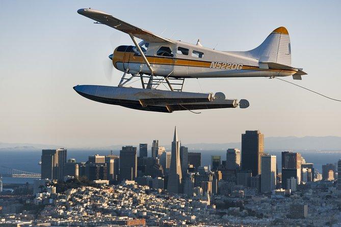 Exclusief: Muir Woods Tour en Golden Gate watervliegtuigvlucht